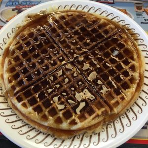 Still catching up and getting closer Waffle House! wafflehouse wafflehellip