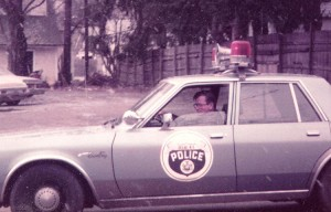 There wasn't as much fear for kids being out and about back when. My father was a local cop and always seemed to have a grasp on where the local kids were playing and such, too.