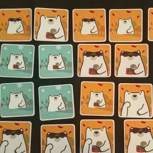 PickaPolar Bear boardgames bgg boardgame boardgamegeek boardgamelife tabletop